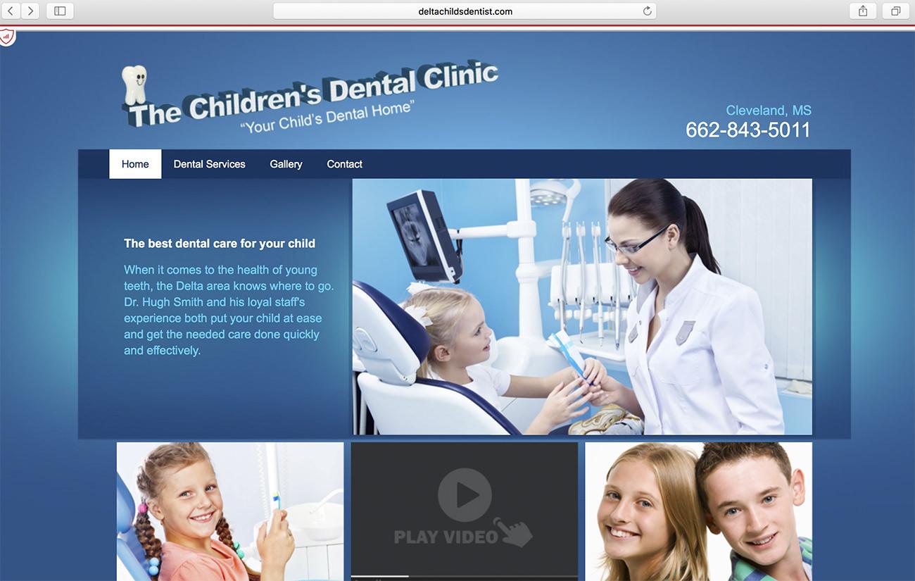 Dental Clinic for Children - Marketing for dental clinics