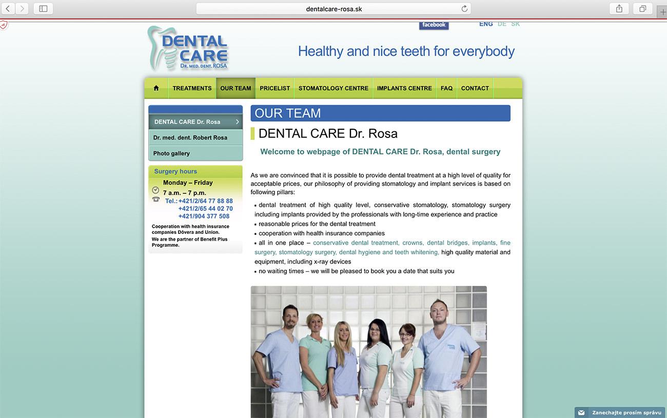 Marketing for dental clinics