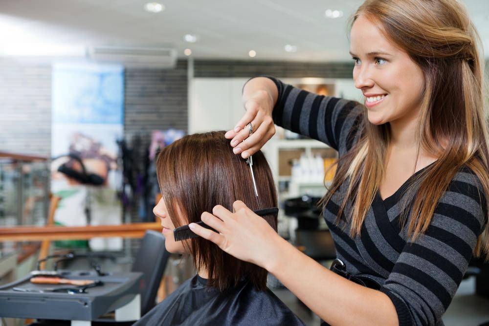 Estetica corte de pelo en ingles