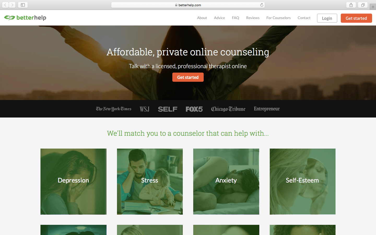 Marketing For Psychologist Online Consultation Example