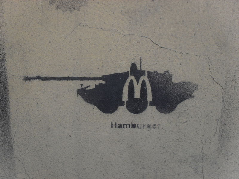 What Is Guerrilla Marketing McDonald