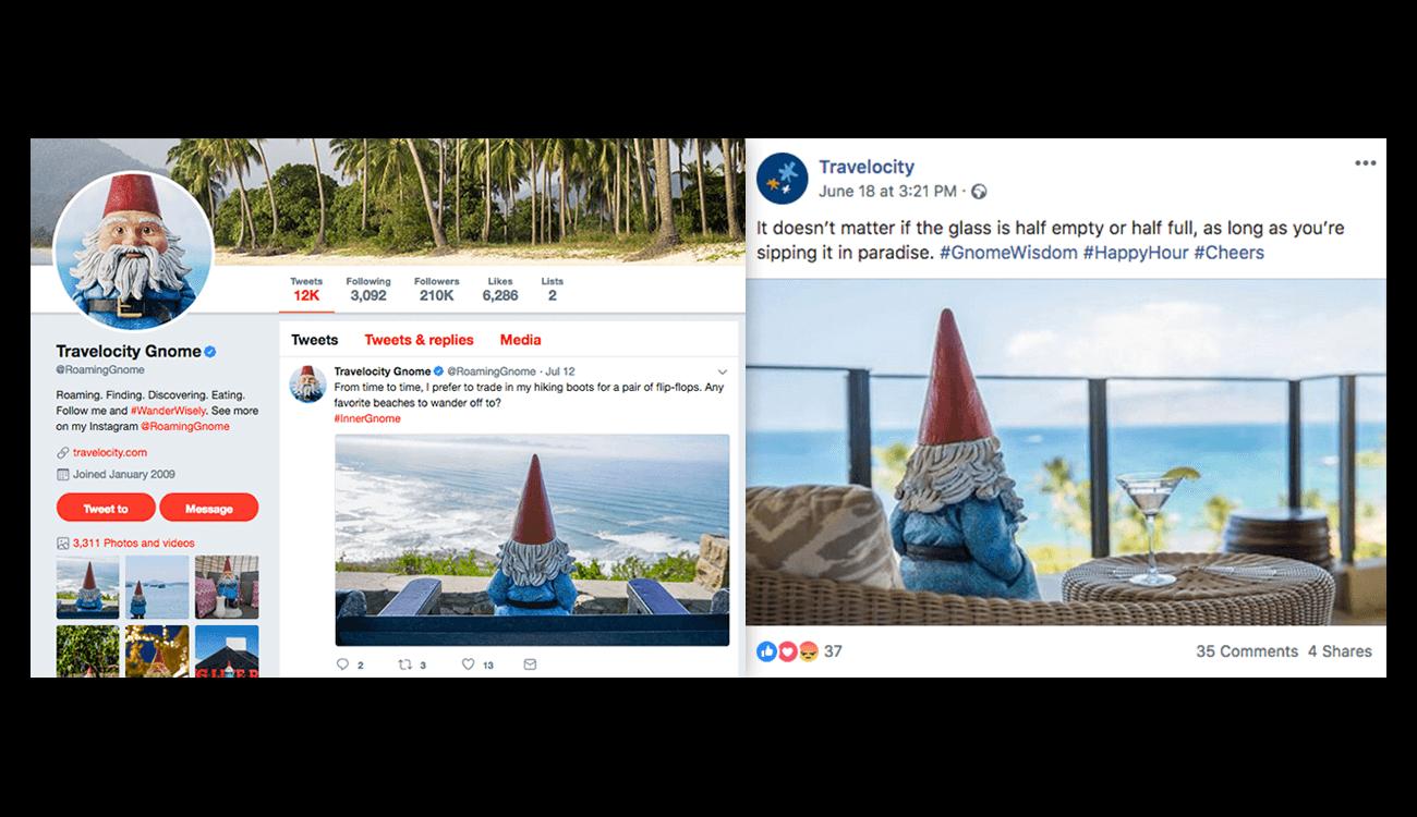 tourism marketing mascot example