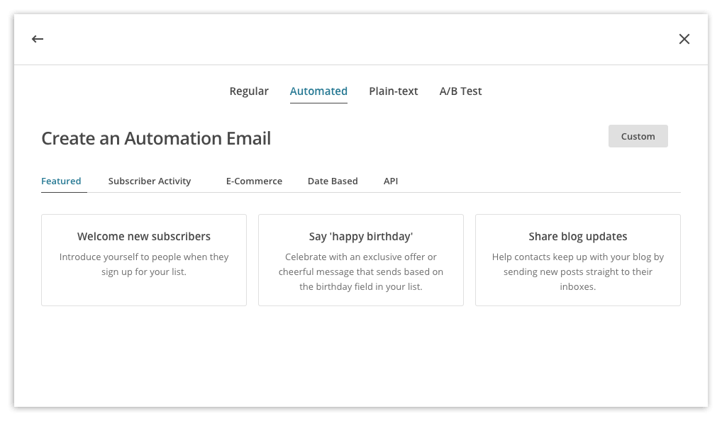 Marketing For Real Estate Agencies Email Automation