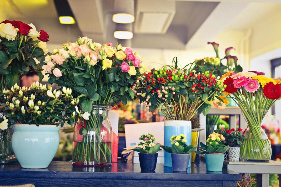 Estrategias para vender flores. Imagen destacada.
