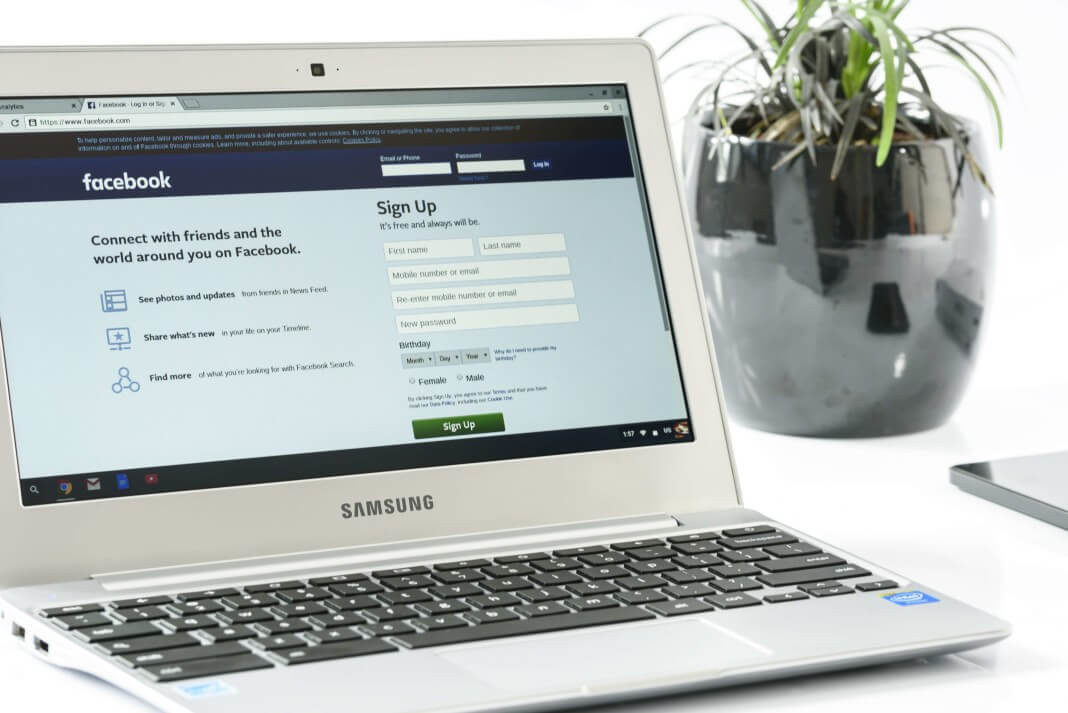 Facebook para inmobiliarias. Imagen destacada.