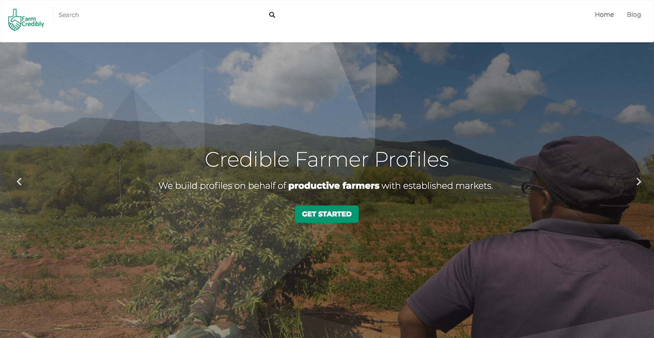 Develop Digitally Limited. Credible Farmer Profiles.