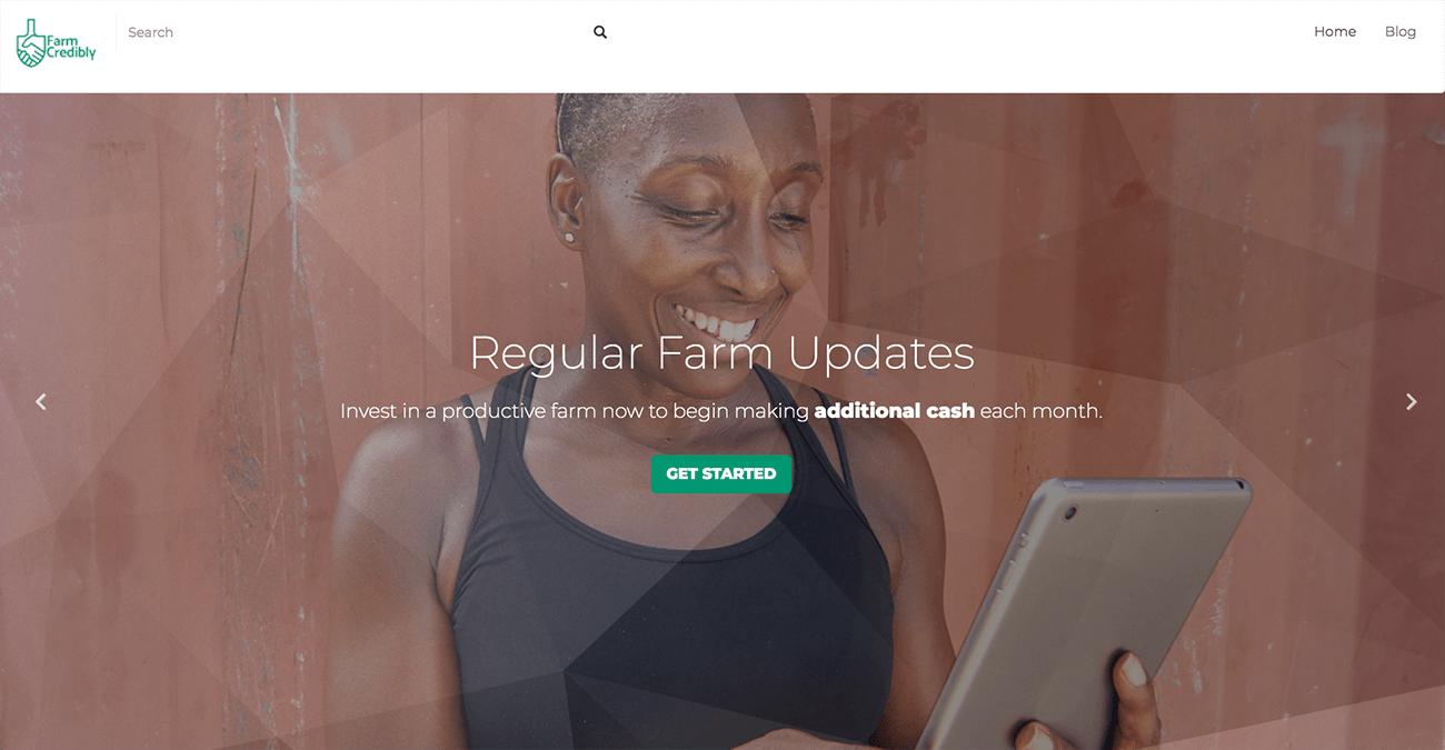 Develop Digitally Limited. Regular Farm Updates.