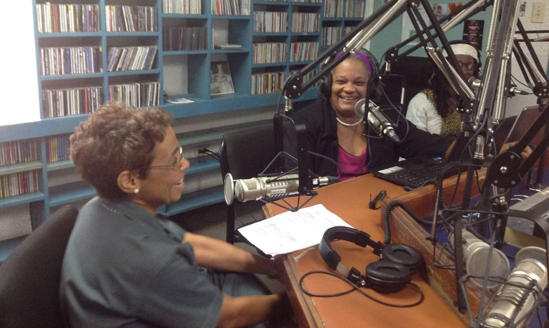 Digitalization plan in Jamaica. Health Travel. Dr. Susan Lowe talking on a radio show.