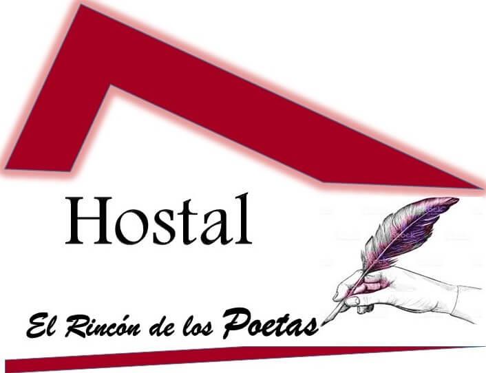 Hostal Rincon de los Poetas. Logo del hostal.