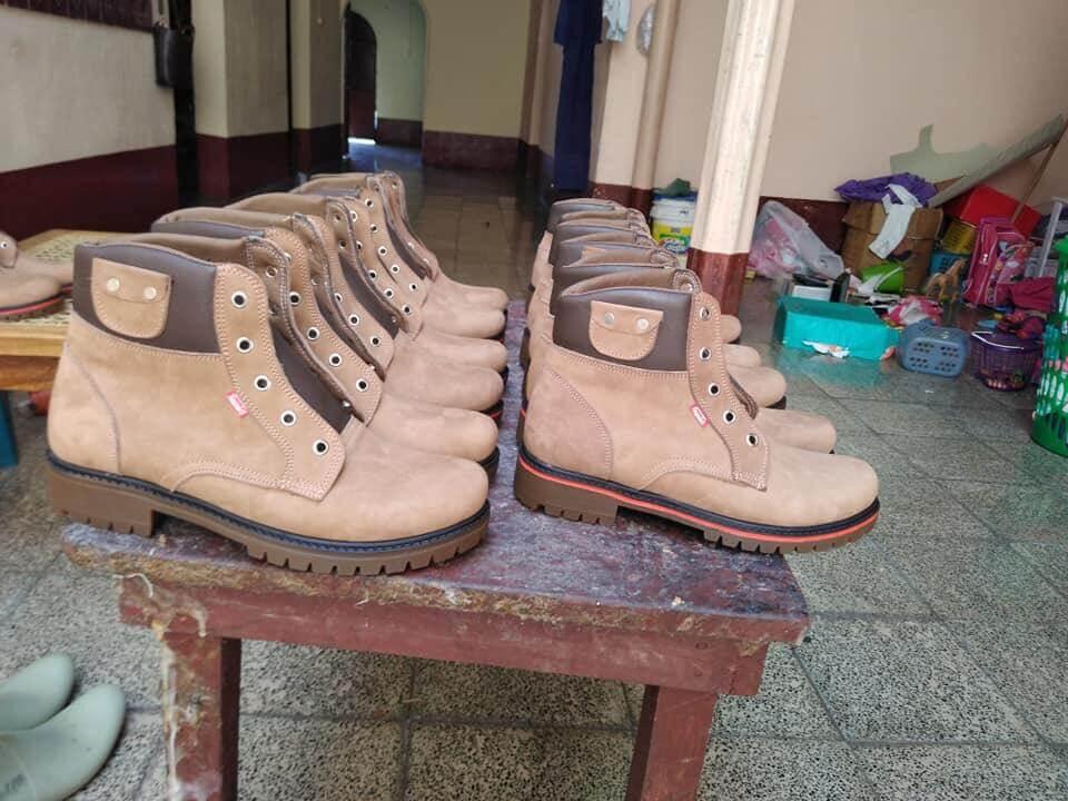 Duque's shoes. Diseño de botas.