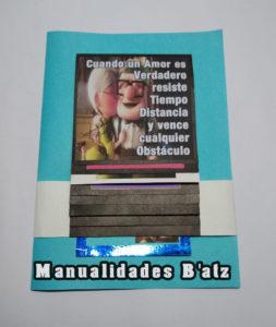 Manualidades Batz.Cartel