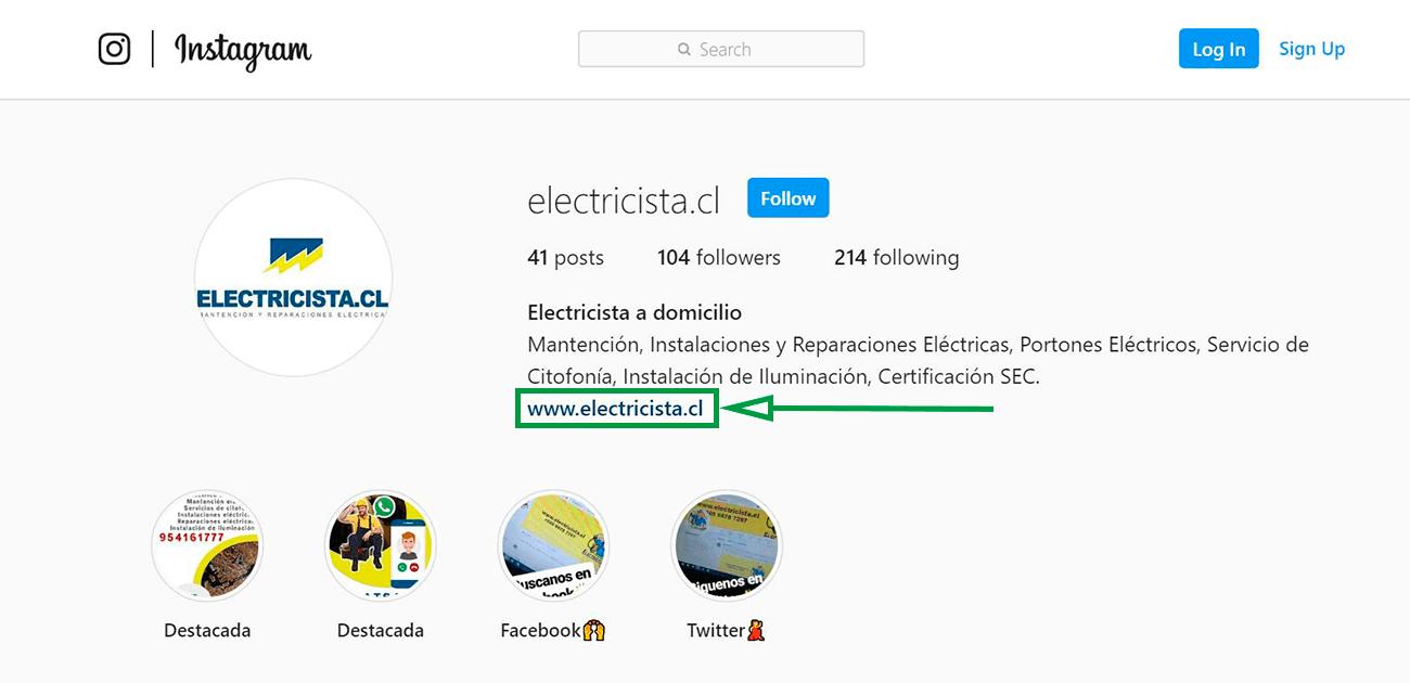 Cinco Estrategias de Marketing para electricistas. Instagram Electricista.
