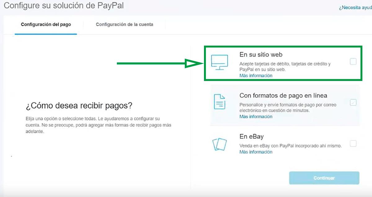 Cómo usar PayPal para recibir pagos como empresa. Configuración de pagos PayPal