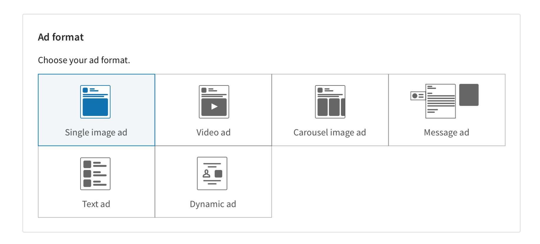 Cómo Usar Linkedin para Captar Clientes. Formatos