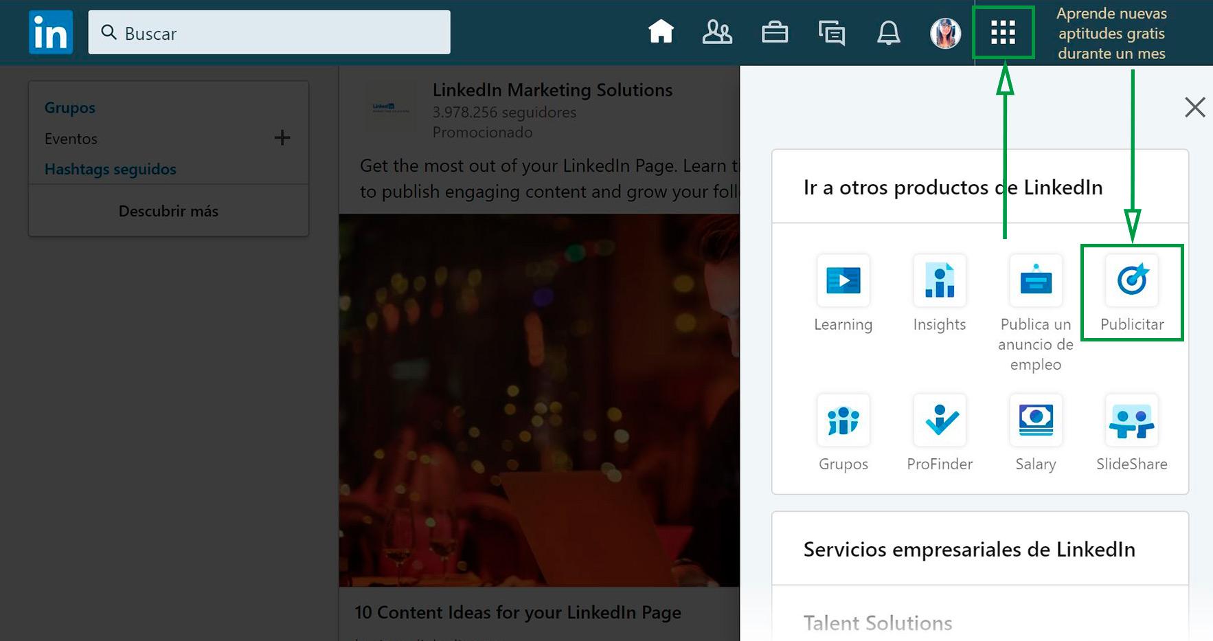 6 Cómo usar Linkedin para captar clientes. Aplicaciones Linkedin