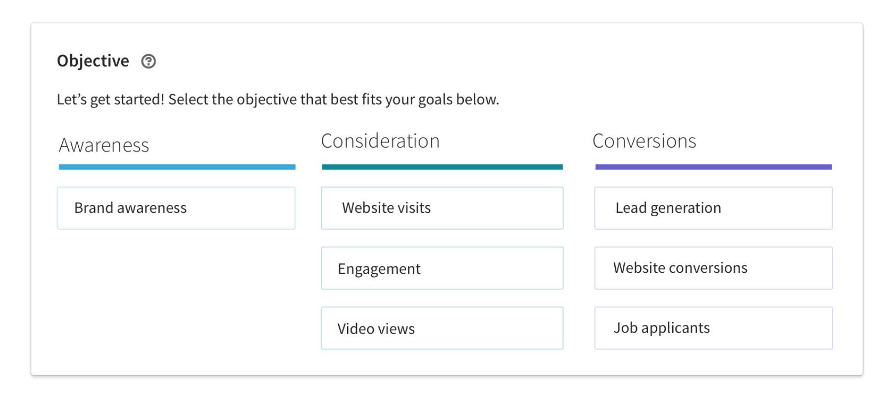 Cómo Usar Linkedin para captar Clientes. Objetivos
