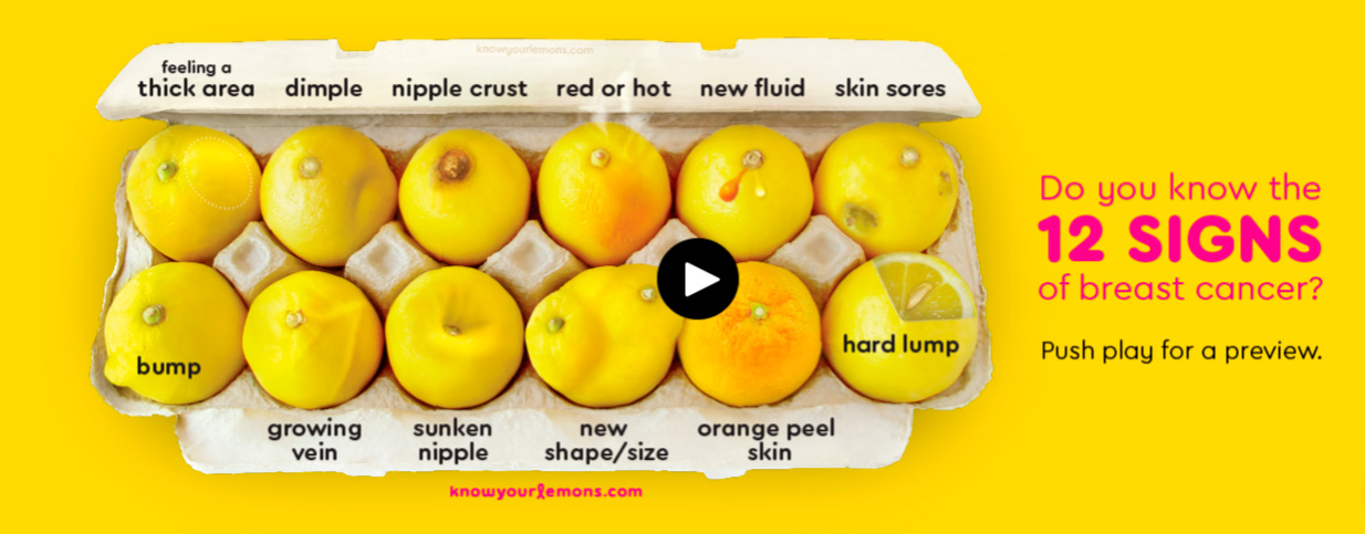 Ideas de marketing social. Conoce tus limones