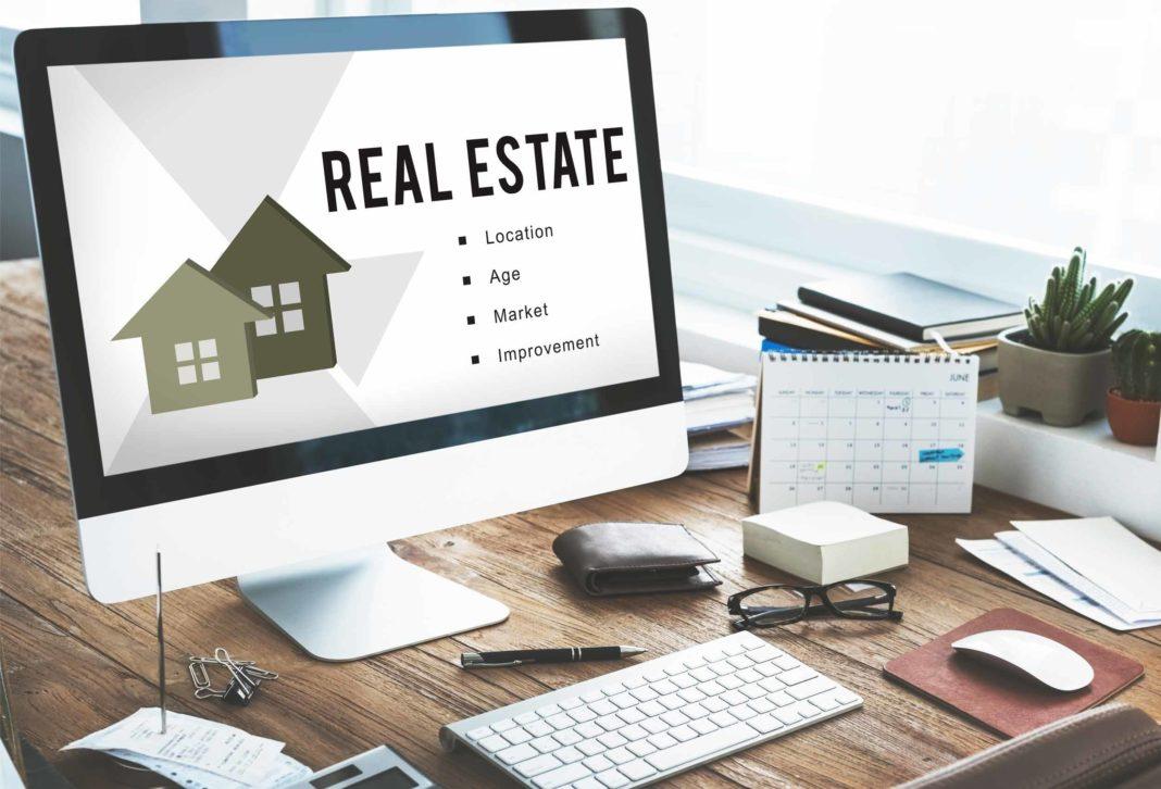 Landing pages para inmobiliarias. Ordenador de escritorio