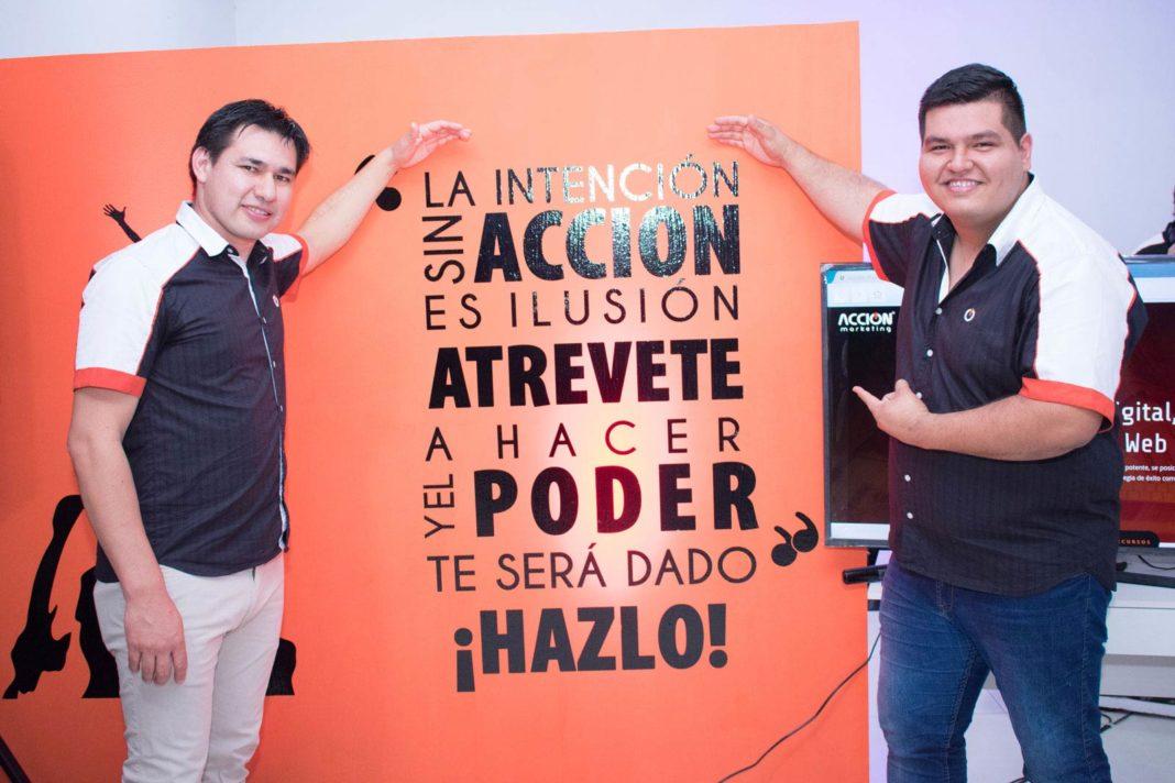 Acción Marketing. Fundadores