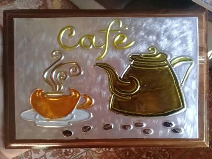 Inversiones Rouss. Cuadro de café..