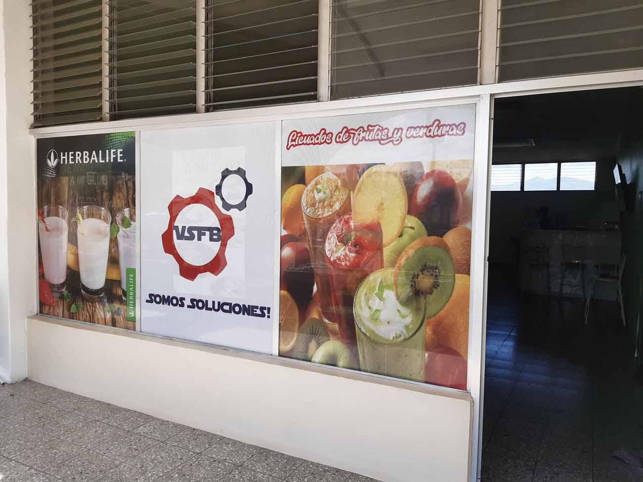 Ventas sin Fronteras Blanco. Club de nutrición