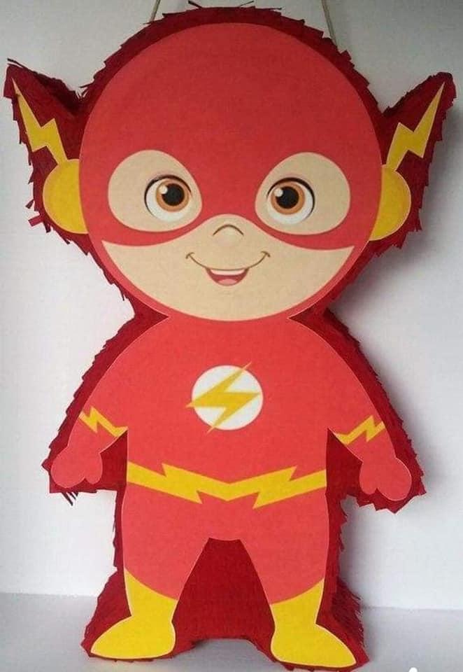 Piñatería Sonrisas. Piñata de Flash