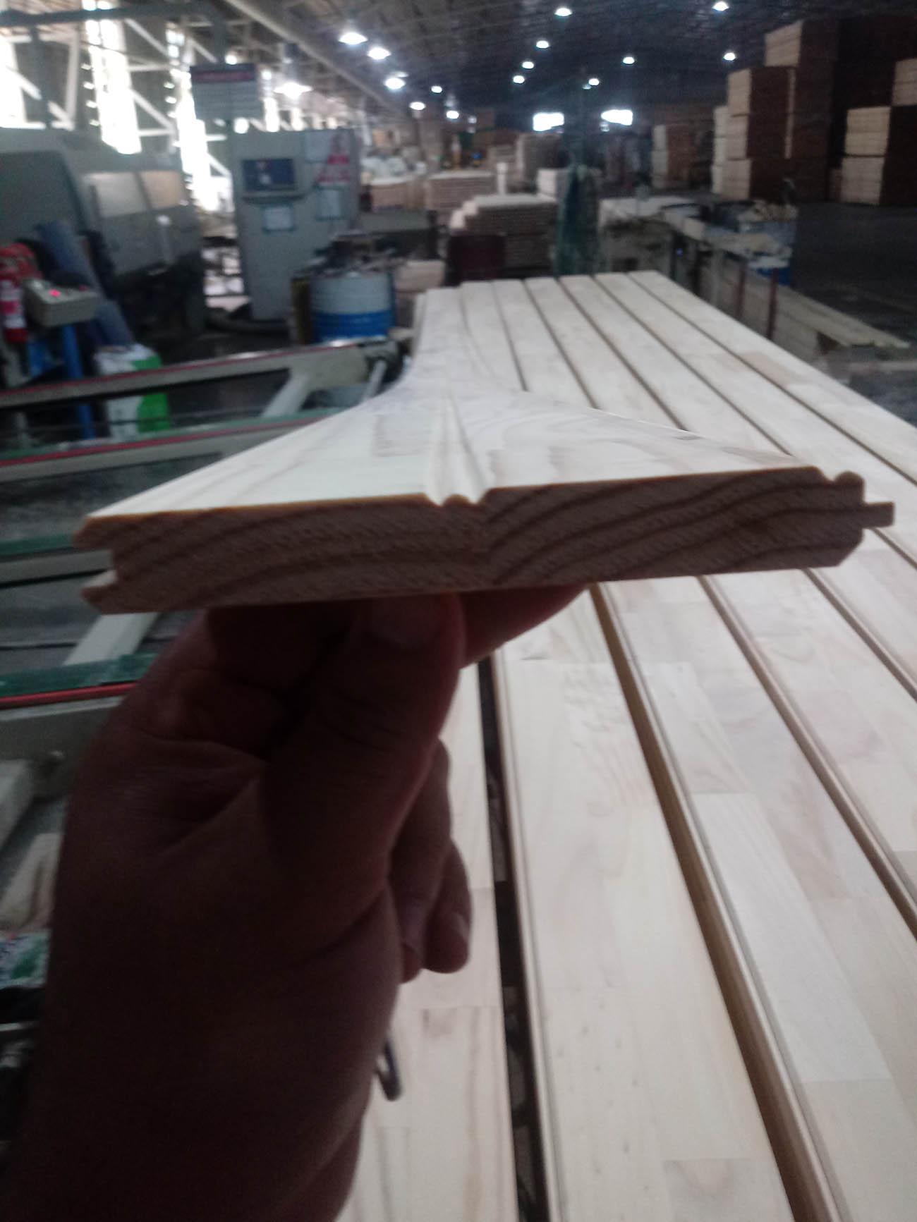 Afitec. Corte de madera