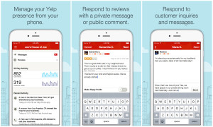 Yelp App Image