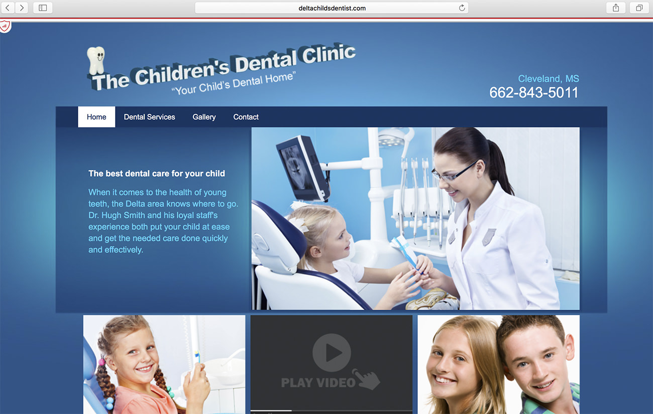 Dental Clinic for Children - Marketing for dental clinics