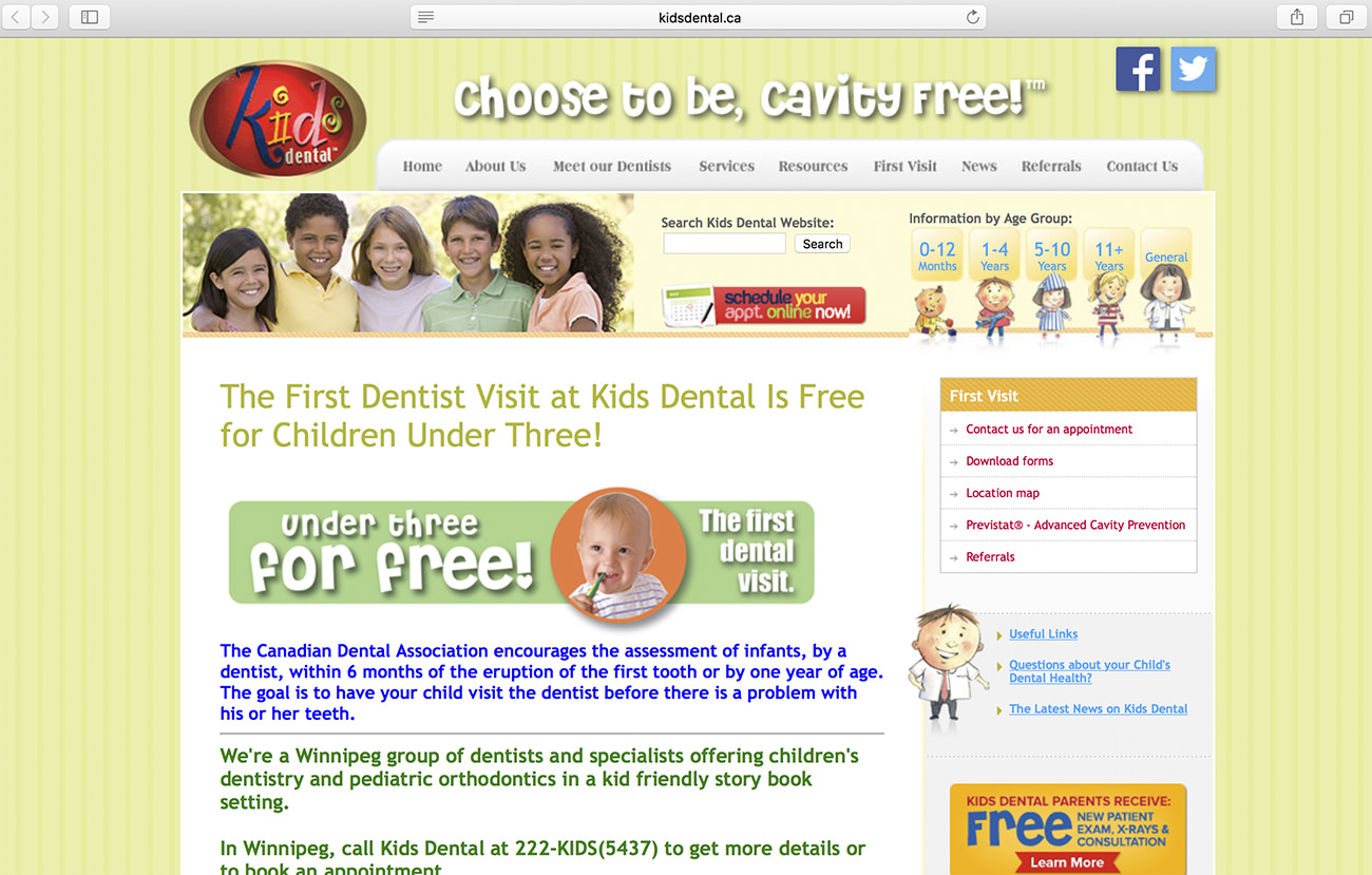 Web promotions in dental clinics - Marketing for dental clinics