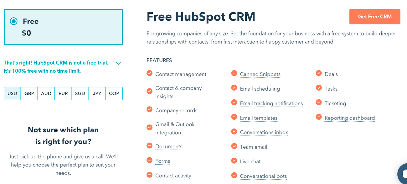 marketing automation for beginners hubspot crm prices
