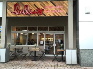 Marketing para Heladerías - Entrevista con Lulu's Ice Cream Luisa Owner Tienda