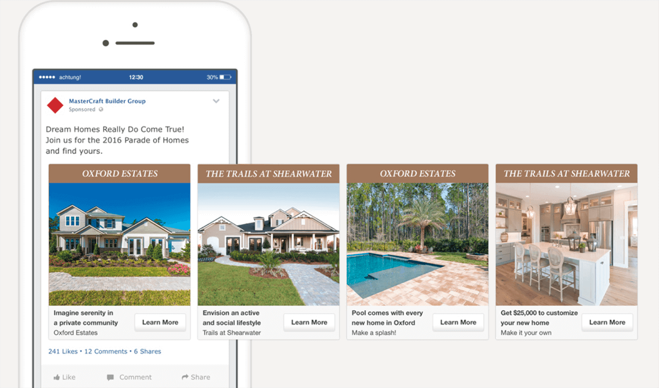 real-estate-facebook-marketing-strategies-carousel-ad