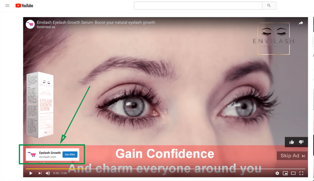 3-youtube-ads-guide-for-ecommerce-envilash-example