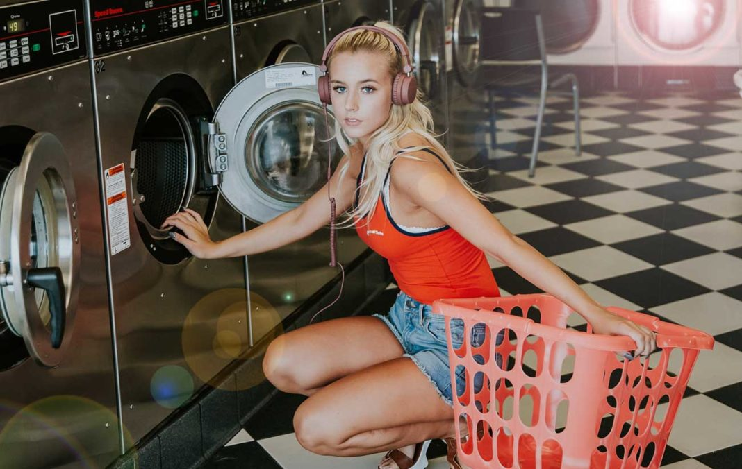 Marketing strategies for laundries.
