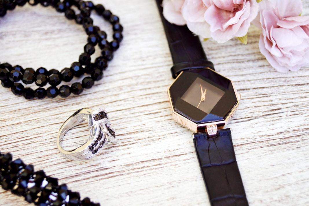 Jewelry marketing.