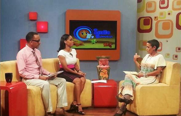 Digitalization plan in Jamaica. Health Travel. Dr. Susan Lowe on TV