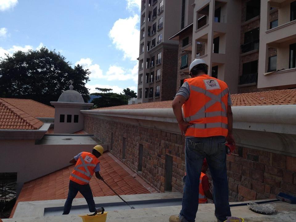 Plan de Digitalización Costa Rica. Impermeabilización de tejados de Heca.