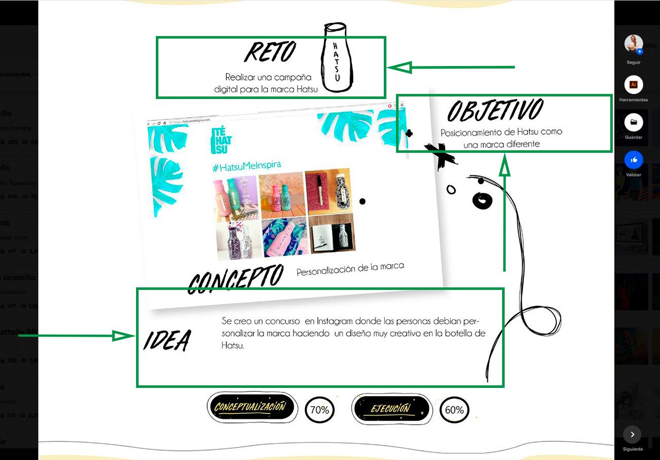 Estratégias para Designers Gráficos. Portfolio on Behance