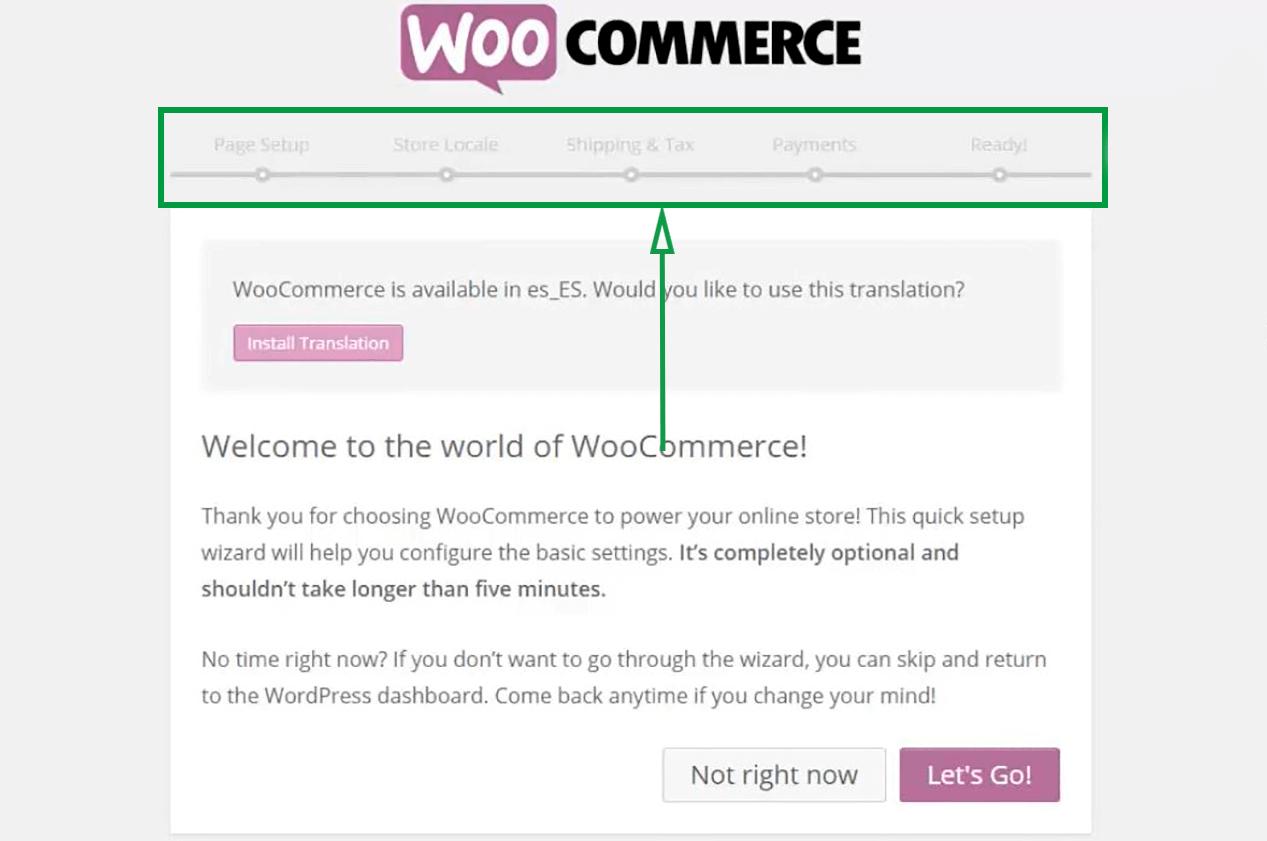 Cómo crear una página web con WordPress. Configuración de Woocommerce