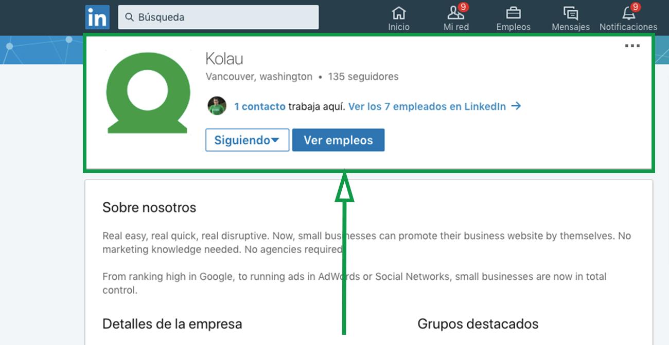 B2B marketing. LinkedIn