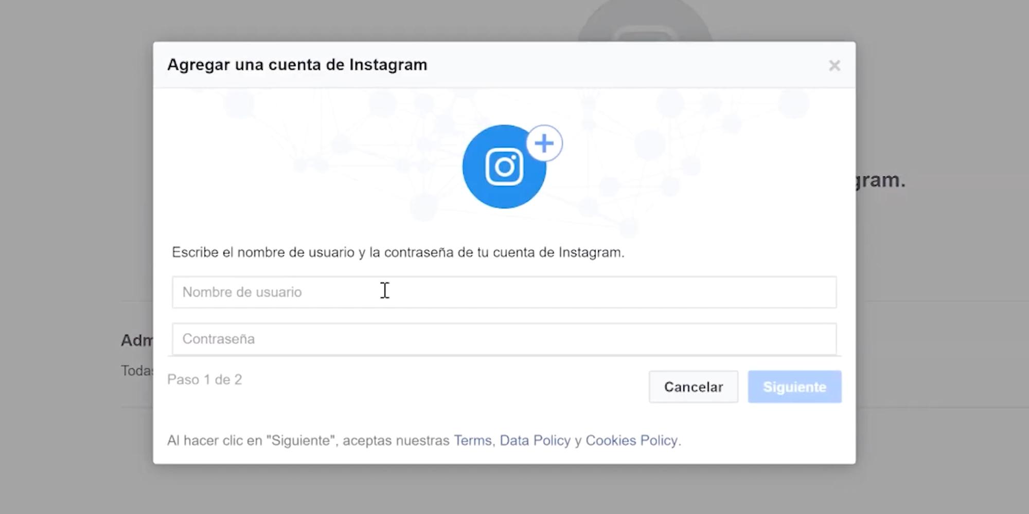 Cómo vender en Instagram. Datos