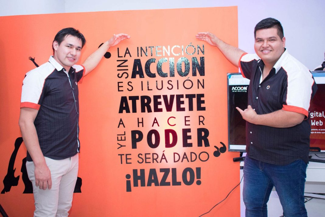 Acción Marketing. Fundadores