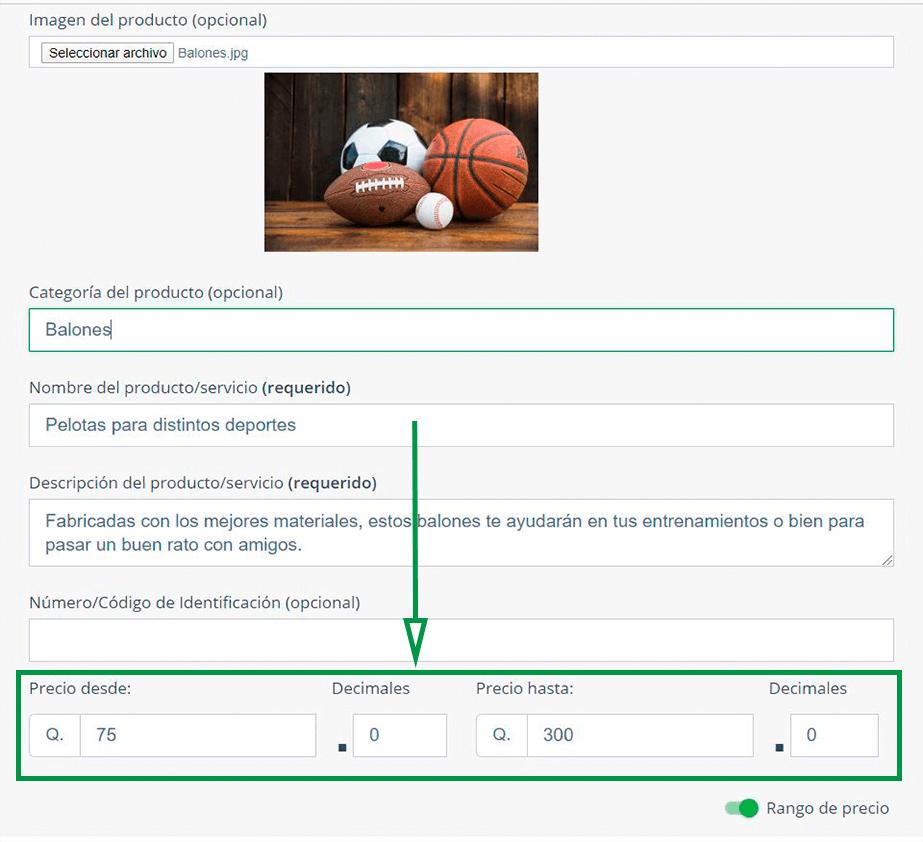 Cómo elegir un nombre de dominio para tu web. Rango de precios
