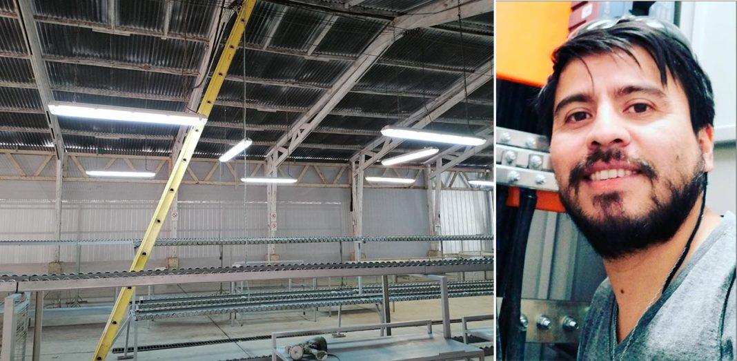 Arcelectric SPA. Propietario e instalación de luz