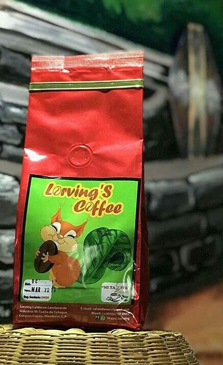 Café Mi Tazita. Café Lorving