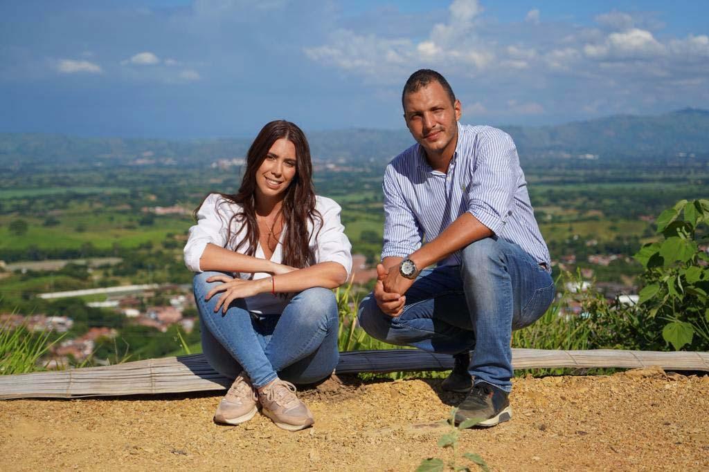 Estancia El Privilegio. Luis Fernando y Jhoanna Granados